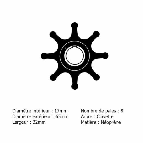 Renault-Couach-48300006-48300007    Turbine-RD80D Renault Couach 48300006