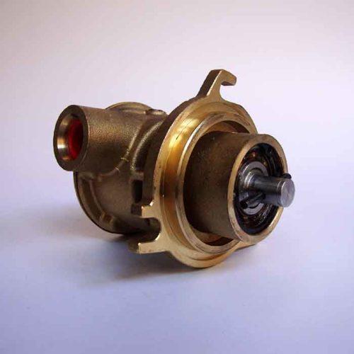 Pompe eau de mer origine Johnson pour moteurs Volvo 2003T et 2003TB    Références Volvo 858150 / 858408 - Johnson 10-24268-4 Volvo 2003T / 2003TB