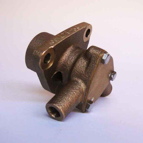Pompe eau de mer d'origine pour moteurs Yanmar :    1GM10 / 1GM10VE / 1GM10-B / 1GM10C / 1GM10L    Références Yanmar : 128170-42000 Yanmar 1GM10