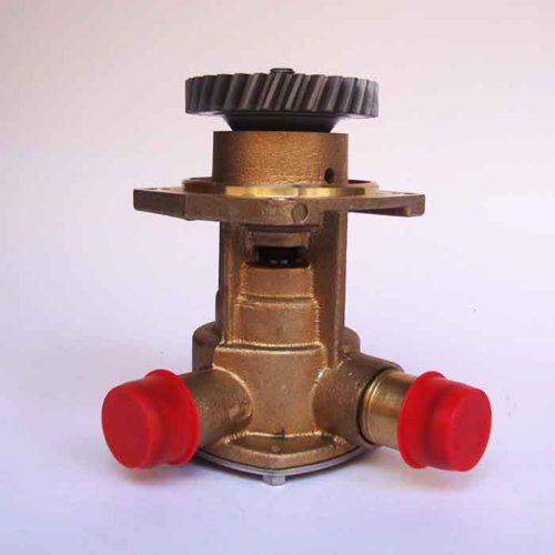 Pompe eau de mer d'origine Yanmar pour moteurs:    3JH4E / 4JH4E / 4JH4AE / 3JH5AE / 3JH5E / 4JH5E    Référence Yanmar : 129271-42502 /129271-42500 / 129271-42501 Yanmar 3JH4E / 4JH4E / 4JH4AE / 3JH5AE / 3JH5E / 4JH5E