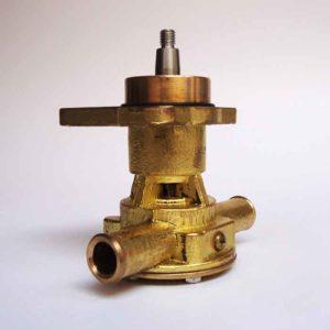 Pompe eau de mer adaptable pour moteur PERKINS    PERAMA M20 / Référence pompe perkins 14501730    Jabsco 29350-1001 / 29350-1101 PERKINS PERAMA M20