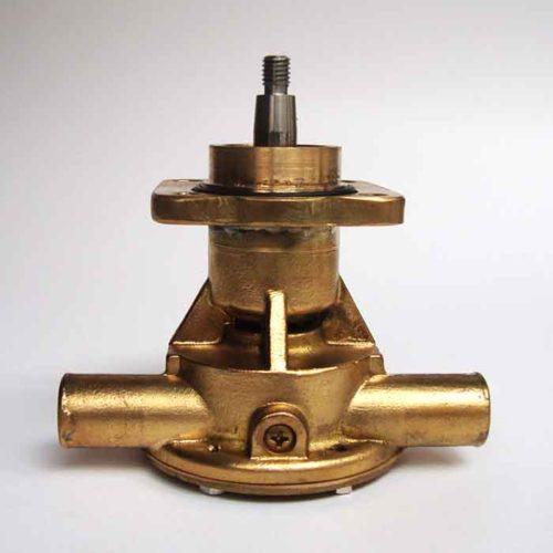 Pompe eau de mer adaptable moteur Volvo    MD2010 / MD2020 / D1-13 / D1-20    Référence Volvo 3593654 Volvo MD2010 / MD2020 / D1-13 / D1-20