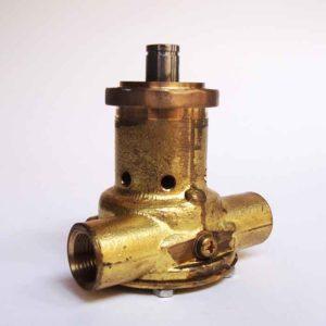 Pompe eau de mer adaptable pour groupes électrogènes    Farymann-Paguro-Dynamica-Fisher panda    Johnson: 10-35187-1 / 1035187-4 / Jabsco: 29300-2401 / 29300-2431C Faryman / Paguro / Dynamica / Fisher panda