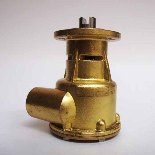 Pompe eau de mer adaptable pour moteurs MERCRUISER / CUMMINS    D3.0L / DS30 / D-219 / D2.8L 165 D Tronic / CMD 2.8 ES 165 / CMD 2.8 EI 165    Pompe Mercruiser / Cummins    855502 46-855502 Mercruiser / Cummins D3.0L / D-219 / D2.8L / CMD 2.8