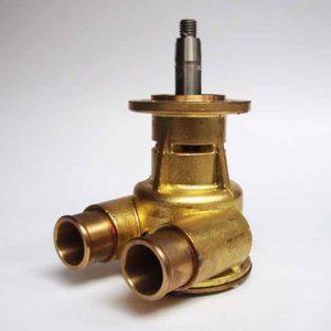 Pompe eau de mer adaptable pour moteurs Nanni    5.250TDI / 4200TD / N4.40 / N4.60    Références pompeNanni 970316374 - Johnson 10-24542-01 Nanni 5.250TDI / 4200TD / N4.40 / N4.60