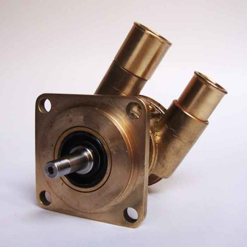 Pompe eau de mer Volvo adaptable moteur    D2-50 / D2-55 / D2-60 / D2-75    Référence Volvo 3583089 VOLVO D2-50 / D2-55 / D2-60 / D2-75