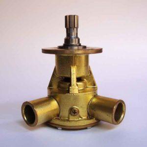 Pompe adaptable IVECO pour moteurs    8035M06 / 8045M08    Jabsco 29500-1901 IVECO 8035M06 / 8045M08