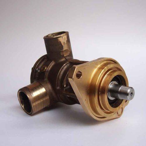Pompe eau de mer adaptable pour moteurs Nanni    4.380 TDI /4.390TDI / T4.155 / T4.165 / T4.180 / T4.200 / T4.205 / T4.230 / T4.270    Références pompes Nanni 970311169 / 970311169B NANNI 4.380 TDI /4.390TDI / T4.155 / T4.165 / T4.180 / T4.200 / T4.205 / T4.230 / T4.270