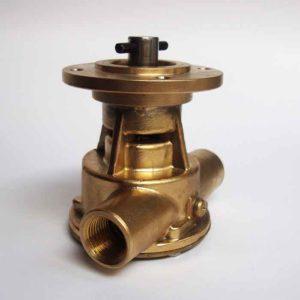 Pompe eau de mer adaptable pour moteurs Indenor 4.90    Peugeot Indenor différents modèles.    Pompe Jabsco 21770 Indenor 4.90