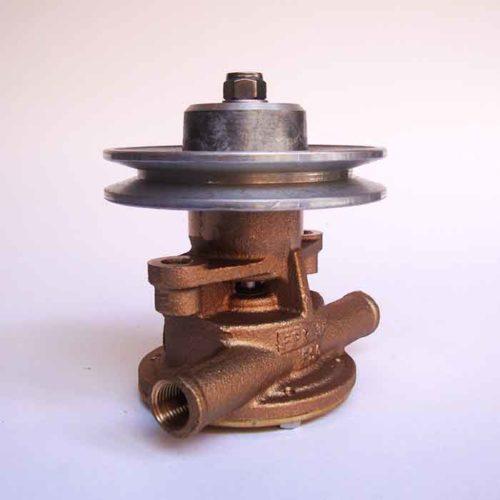 Pompe eau de mer adaptable pour moteurs Yanmar:    2GM20 / 3GM30 / 3HM / 3GMF / 3GMD moteurs à refroidissement direct et indirect.    728270-42002 / 128270-42000 / 121575-42000 / 128377-42500 / 128397-42500 / 721575-42702 Yanmar 2GM20 / 3GM30 / 3HM / 3GMF / 3GMD