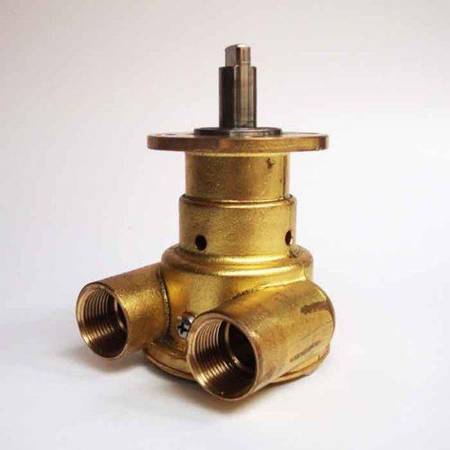 Pompe eau de mer adaptable pour moteur Nanni    3.100HE / 3.110HE / 4.150HE / 4.190HE / 4.195HE / 4.200HE / N3.30 / N4.38 / N4.40 / N4.43    Référence pompe Nanni 970301725 / Johnson 10-24334-01 NANNI 3.100HE /3.110HE /4.150HE /4.190HE /4.195HE /4.200HE /N3.30 /N4.38 /N4.40 /N4.43