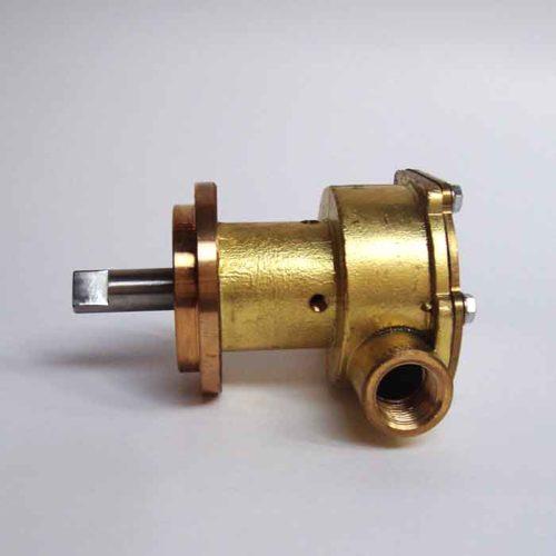 Pompe eau de mer adaptable pour moteurs Renault marine / Nanni 2.60HE / 3.90HE    référence nanni 970504001    johnson 10-35127-1 / 10-35127-2 Renault marine / Nanni 2.60HE / 3.90HE