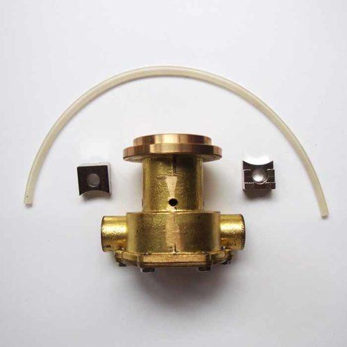 Pompe eau de mer adaptable pour moteur Lombardini    LDW 502 M / LDW 602 M / LDW 702 M / LDW 903 M / LDW 1003 M / LDW 1204 M / LDW 1404 M    Référence Lombardini 6584.510 / 65845100 Lombardini   LDW502M / 602 / 702 / 903 / 1003 / 1204 / 1404