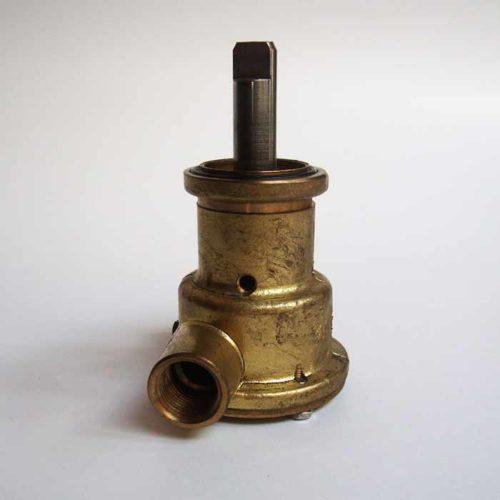 Pompe eau de mer adaptable pour moteurs diesel Nanni    2.40HE Référence Nanni 970300495    Jabsco 29300-2001C / Johnson 10-35122-1 / 10-35211-3 / 10-35211-4 Nanni 2.40HE (ancienne version)