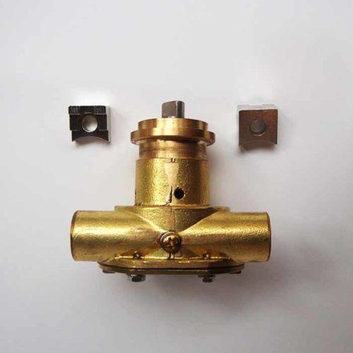Pompe eau de mer adaptable pour moteurs Nanni :    2.50HE / 2.40HE / 2.45HE / 2.45 ECO / 3.75 HE / N2.10 / N2.14 / N3.21    Référence Nanni 970307808    Johnson 10-35725-01 / Jabsco 29460-1401 et 29460-2501 Nanni  2.50HE / 2.40HE / 2.45 / 3.75 HE / N2.10 / N2.14 / N3.21