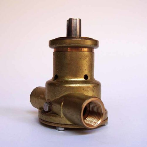 Pompe eau de mer adaptable pour moteurs VOLVO    MD1 / MD2 / MD3 / MD5 / MD7 / MD11    Référence Volvo : 833883 / 858065 / 807368 / 833415 / 840076    Jabsco 29300-2201 / 11260-1210 - Johnson 10-35157-1/2/3/4 VOLVO MD1 / MD2 / MD3 / MD5 / MD6 / MD7 / MD11