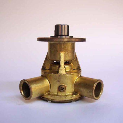 Pompe eau de mer adaptable pour moteurs Perkins:    Prima M50 / M60 /M80T    Référence Perkins 2488A401    Jabsco 29500-1001 / 3270-241  -   Johnson 10-24119-2 PERKINS Prima M50 / M60 / M80T