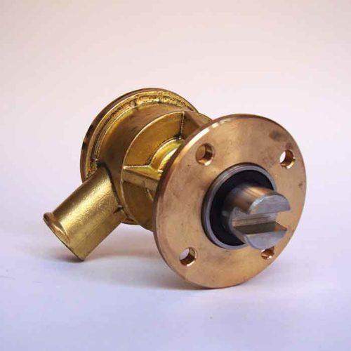 Pompe eau de mer adaptable pour moteurs Volvo:    MD22A / MD22L-A / TMD22A    Référence pompe Volvo 859824    Jabsco 29500-1001 / 3270-200 / 3270-241 -  Johnson 10-24119-2 Volvo MD22A / MD22L-A / TMD22A