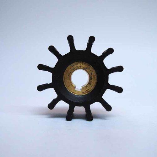 Turbine-2081-pompe-ancor-PM16    Turbine-2081-pompe-ancor-EP34-EP36    Impeller-nitrile-2081 2081/ Pompe PM16 / EP34 / EP60