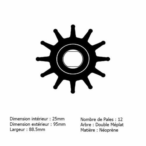 Caterpillar-3N-4859    Jabsco-17370-0001 B    JMP-8300-01 Jabsco 17370-0001 / 3N-4859