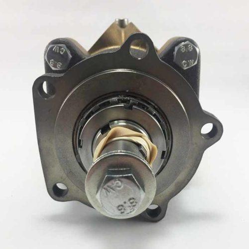 Pompe eau de mer pour moteurs Man D2842LE405/401/402/403/406    D2842LE / LXE / LYE / LZE / ME    Référence pompe Man: 5106500.7035 / 51.06500-7035 / 51.06500.7025    Johnson 10-13165-02 / 10-13165-01 MAN D2842
