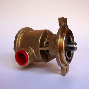 Pompe eau de mer origine référence 10-24061-3 pour moteurs VOLVO    AQAD30A / TAMD30A / TMD30A    MD40A / TMD40A / TMD40C    AQD40A / AQAD40A / TMD40B    Références Volvo 842843 VOLVO 30A / 40A / 40B / 40C